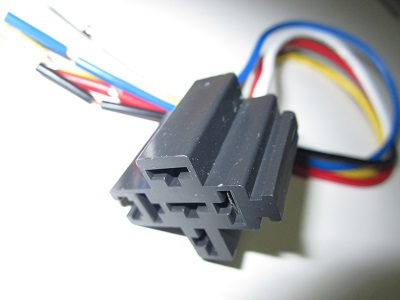 Amazing Automotive Relay Socket With 12 Pigtail Wiring Cloud Hisonuggs Outletorg