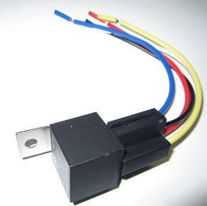 Magnificent 30 Amp Automotive Relay With 6 Socket Pigtail Metal Tab Wiring Cloud Hisonuggs Outletorg