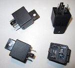 30 Amp Automotive Relay - 5 Pin (Plastic Tab)